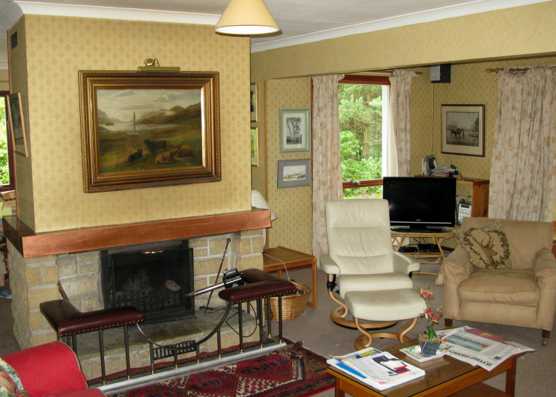 Marino Lodge Main Living Room